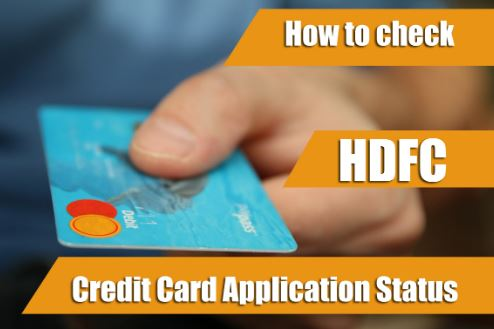 hdfc-credit-card-application-status