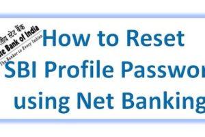 reset-sbi-net-banking-profile-password