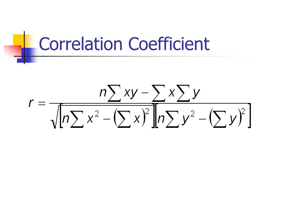 Correlation Coefficient Definition Formula What you Should Know About It?