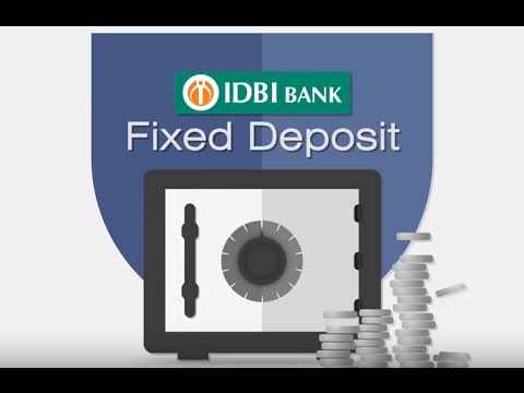IDBI Fixed Deposit (FD) Schemes and Interest Rates Calculator in 2019