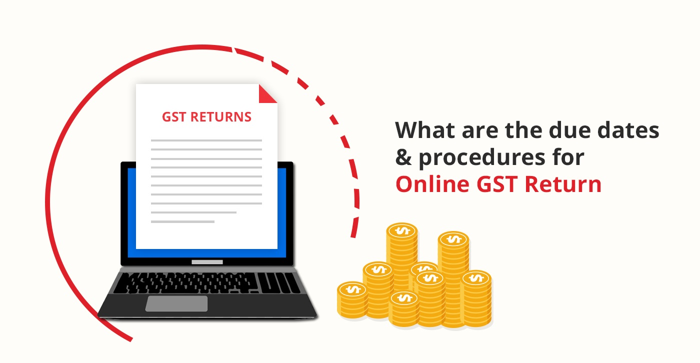 Procedure of GST Registration and Gaining Awareness of the Due Dates for GST Returns