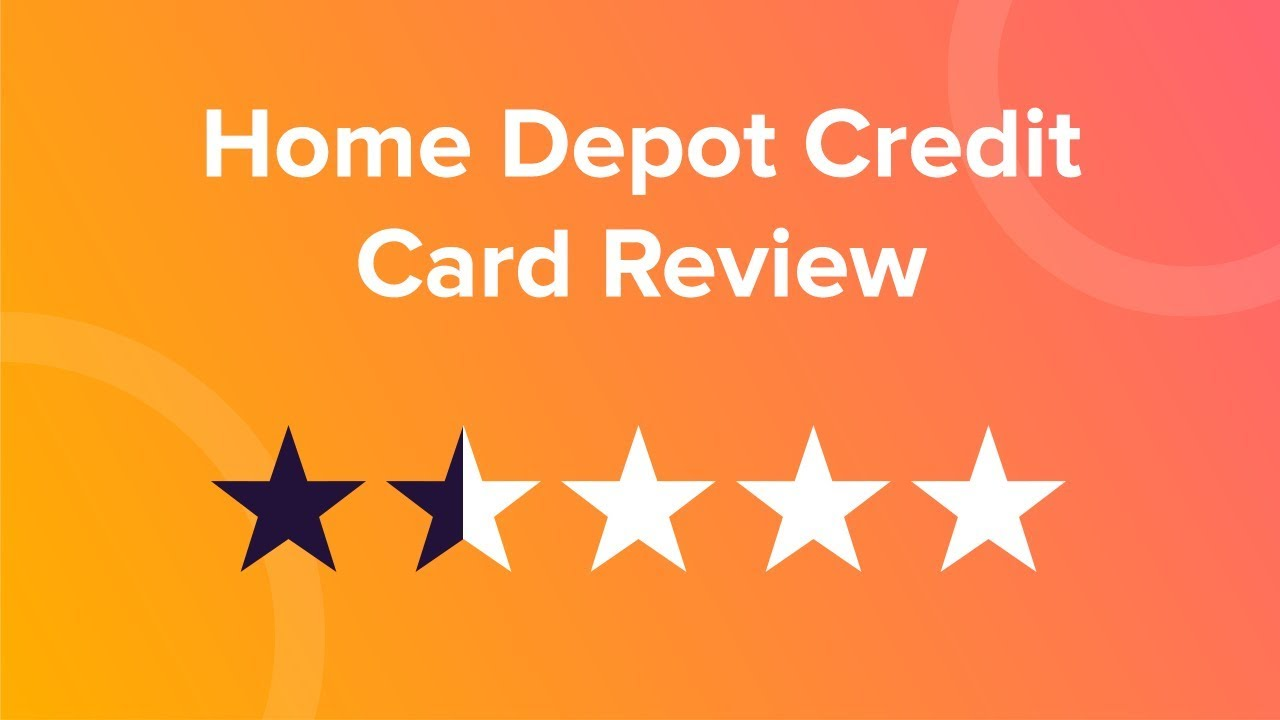 What is Home Depot Credit Card – A Complete Overview