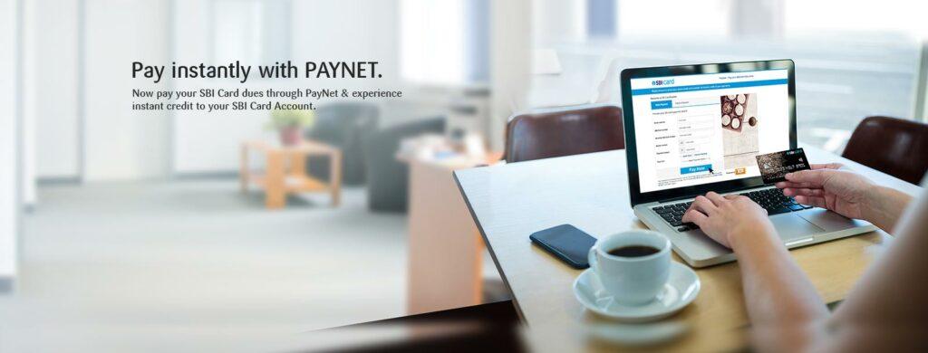 Pay SBI Credit Card Bill