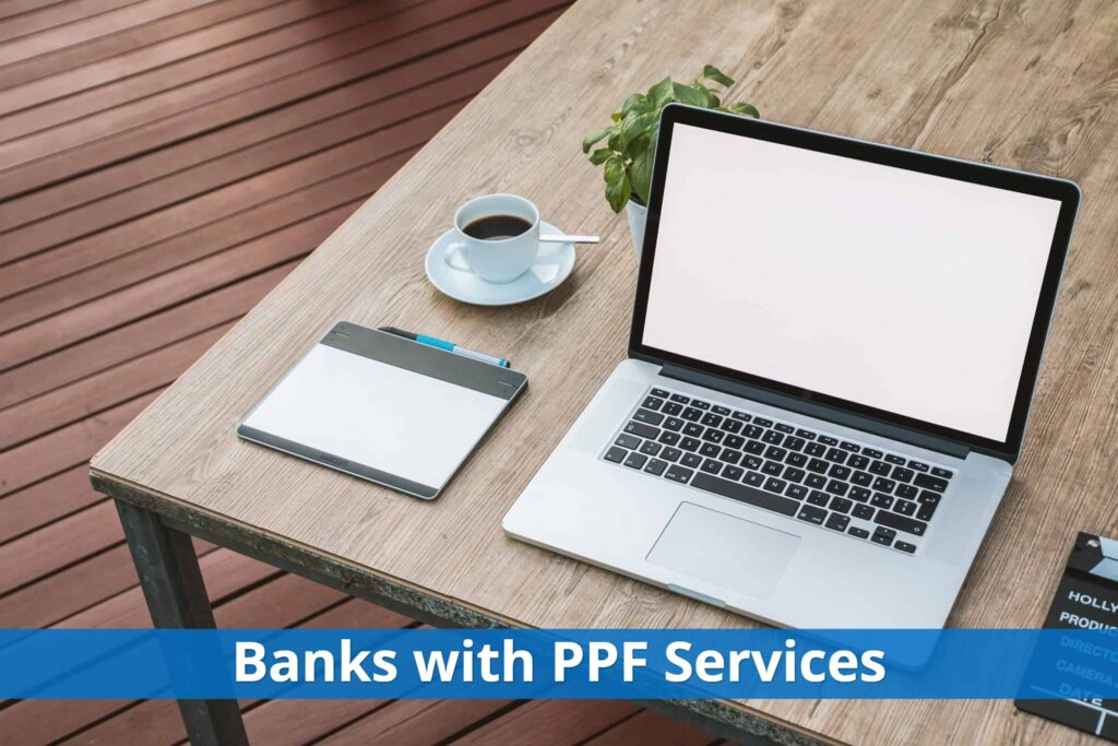 Major Banks Offering PPF Account Services