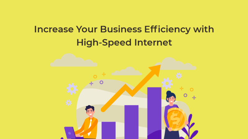 High-Speed Internet Service Improves Business Productivity