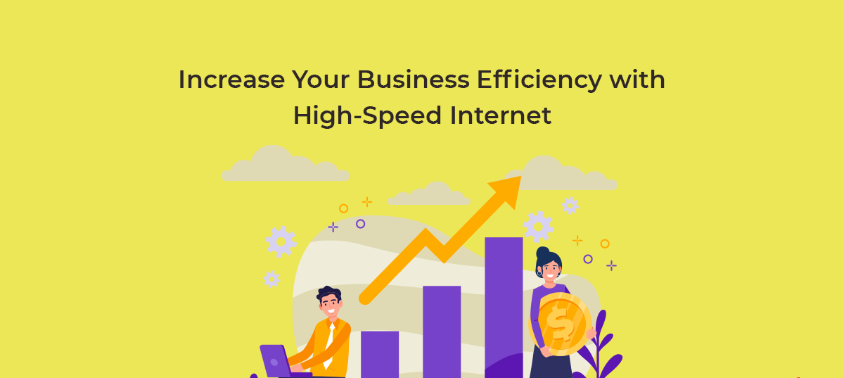 Ways that High-Speed Internet Service Improves Business Productivity