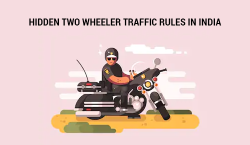 Two-Wheeler Traffic Rules in India for Dummies